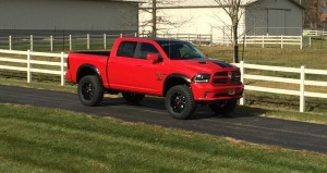 sell lifted truck