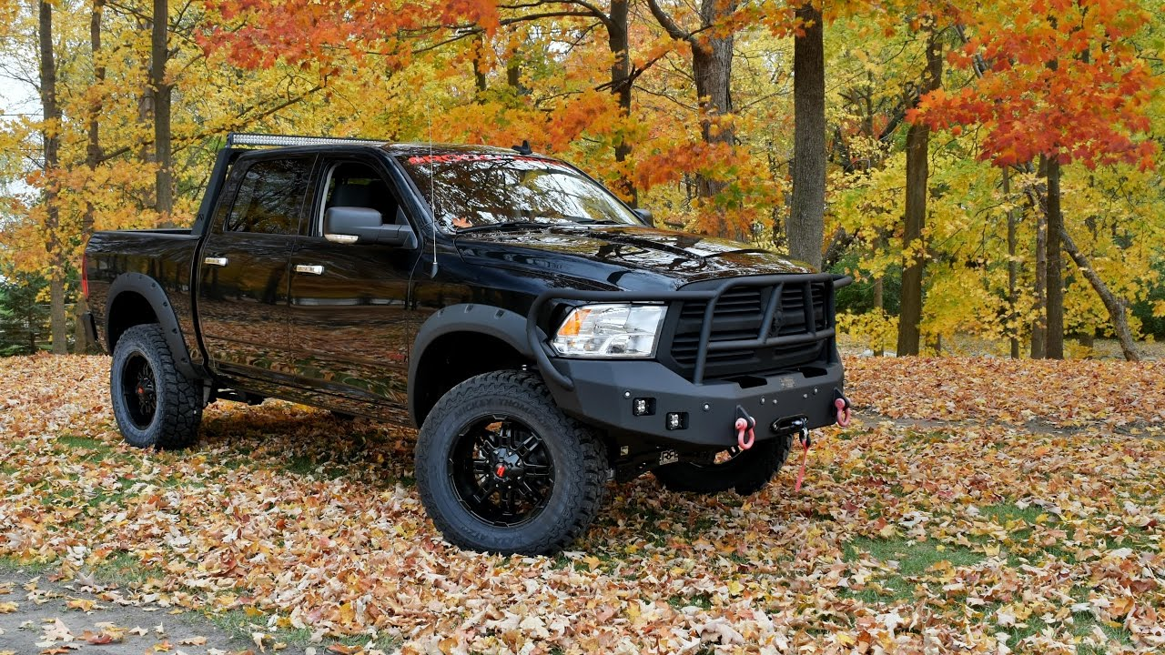 stealth rocky ridge trucks ram