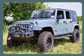 Lifted Jeeps for sale Alabama