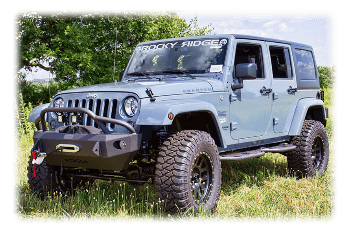 Lifted Jeeps for sale Virginia