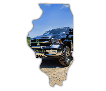 lifted trucks for sale Illinois