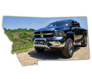 lifted trucks for sale Montana