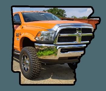 lifted trucks for sale Arkansas