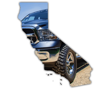lifted trucks for sale California