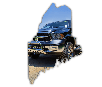 lifted trucks for sale Maine