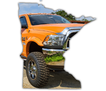 lifted trucks for sale Minnesota