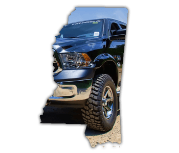 lifted trucks for sale Mississippi