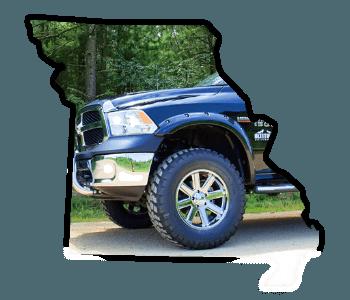 lifted trucks for sale Missouri