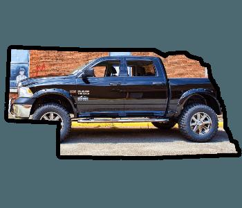 lifted trucks for sale Nebraska