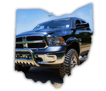 lifted trucks for sale ohio