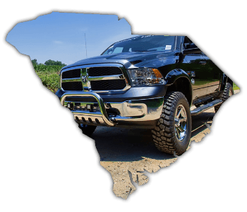 lifted trucks for sale south carolina