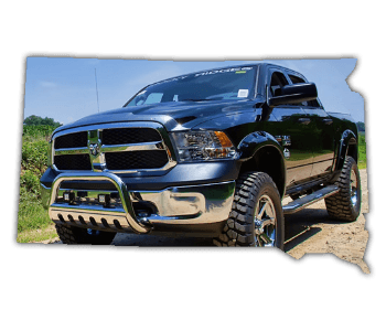 lifted trucks for sale south dakota