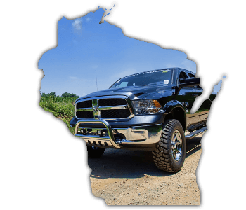 lifted trucks for sale Wisconsin