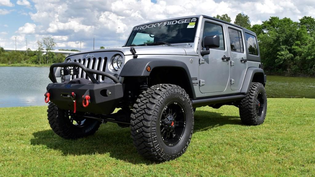 rocky ridge jeep k2