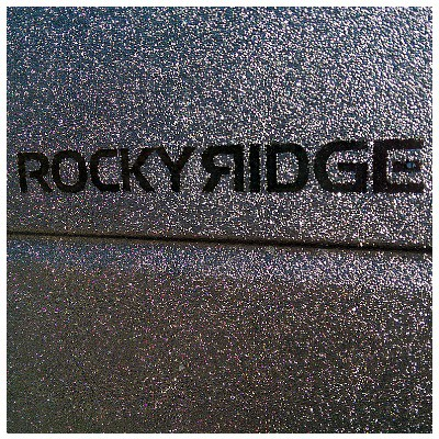 rocky ridge stealth xl ram lifted truck paint