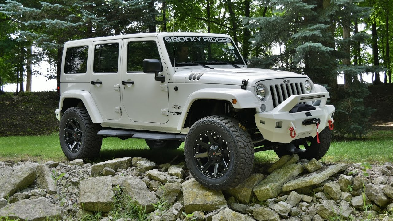 rocky ridge adrenaline jeep