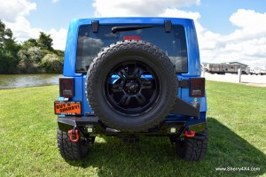 Rocky Ridge Jeep Wrangler Summit Rear