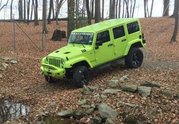 2018 Lifted Jeep Wrangler