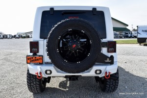 Adrenaline jeep rocky ridge rear