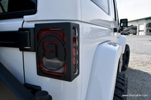 rocky ridge adrenaline jeep rear light