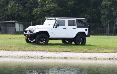 rocky ridge lifted jeep