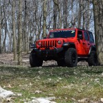 2018 new rocky ridge lifted jeep