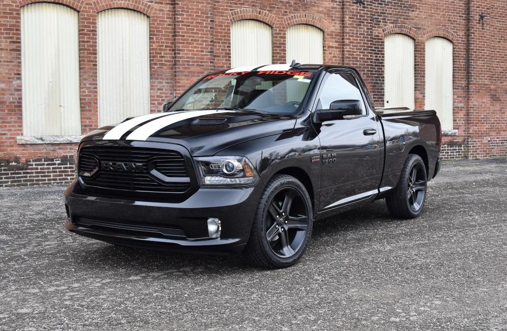 ram muscle truck