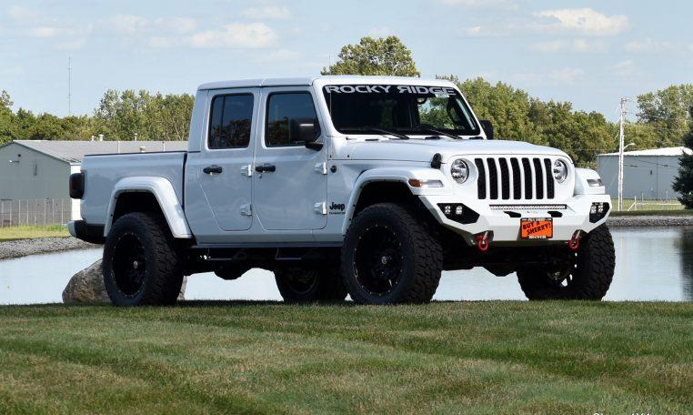 Lifted 2020 Jeep Gladiator - Rocky Ridge Trucks K2 ...
