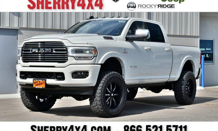 Lifted 2019 Ram 2500 - Rocky Ridge Trucks K2 | 29259T ...