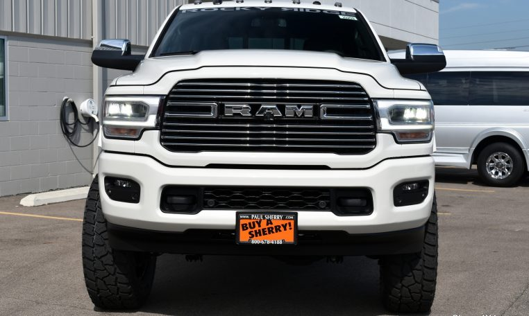 Ram 2500 Lifted >> Lifted 2019 Ram 2500 - Rocky Ridge Trucks K2 | 29259T - Sherry 4x4