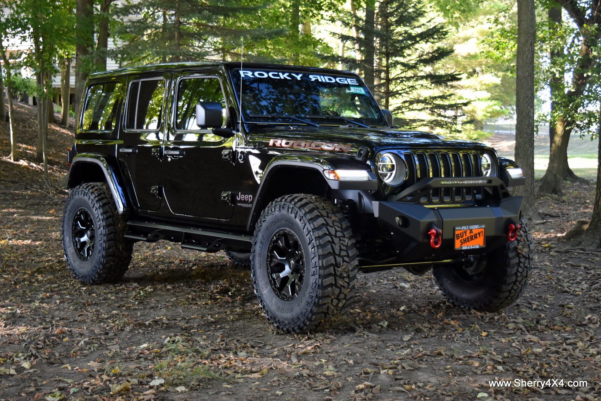 Lifted Jeeps For Sale In Ohio
