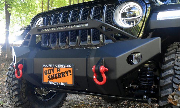 Lifted 2020 Jeep Wrangler Unlimited - Rocky Ridge Trucks K2 | 29194T