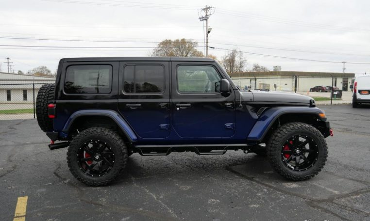 Lifted 2020 Jeep Wrangler Unlimited - Rocky Ridge Trucks ...