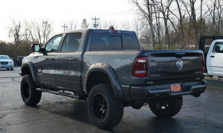 Lifted 2020 Ram 1500 - Rocky Ridge Trucks K2 | 29380T