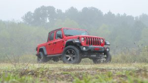 SCA Performance Jeep Gladiator Black Widow