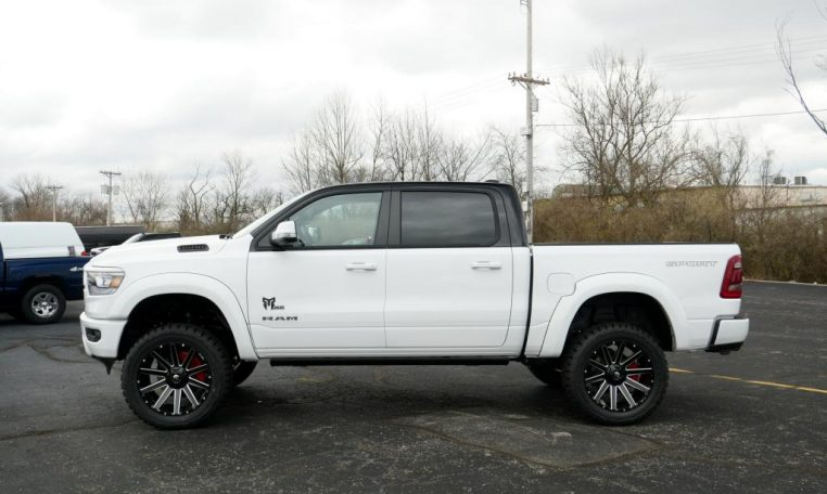 Lifted 2020 Ram 1500 - Rocky Ridge Trucks K2 | 29595T ...