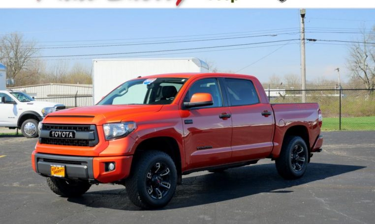 Lifted 2015 Toyota Tundra TRD PRO | 29504AT - Sherry 4x4