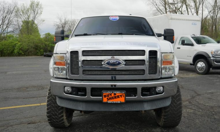 Lifted 2008 Ford F-250 Lariat | 28262CT - Sherry 4x4