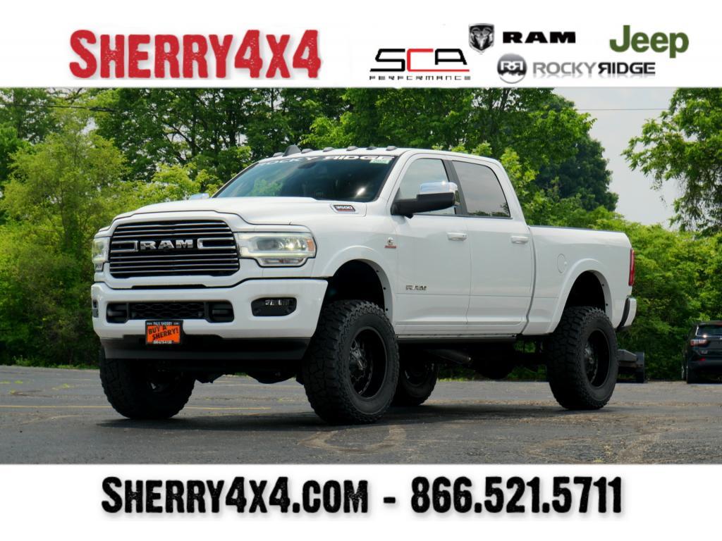 Lifted 2019 Ram 3500 Rocky Ridge Trucks K2 29525t Sherry 4x4
