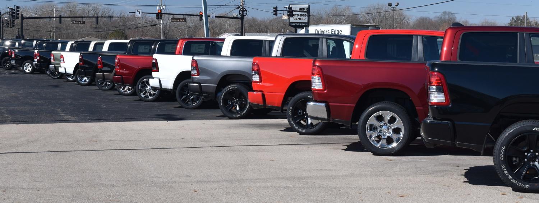 new 2021 ram lifted trucks