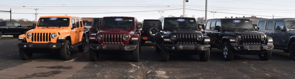 buy lifted jeep
