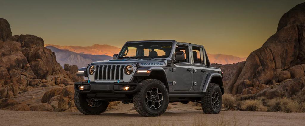 hybrid lifted jeep wrangler