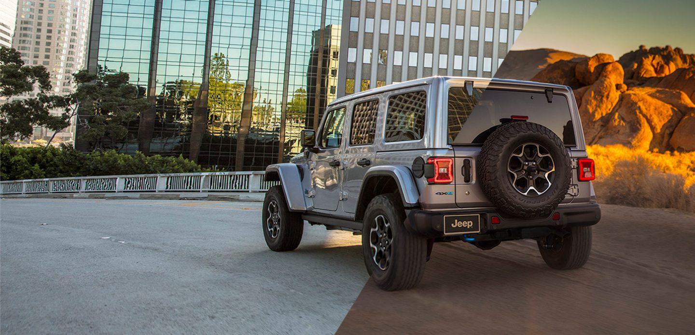 lifted hybrid jeep wrangler