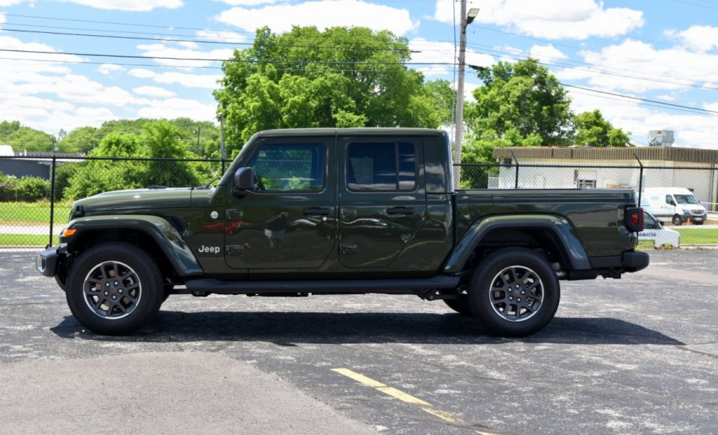 what is a lifted jeep